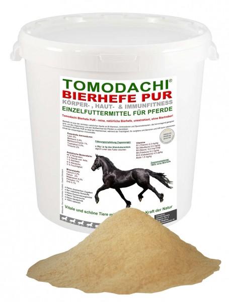 Reine Bierhefe Pferd Nahrungserganzung Fur Pferde Bierhefe Pur