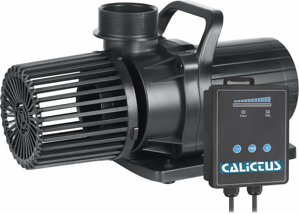 Teichpumpe Filterpumpe 85W Bachlaufpumpe Calictus ECO,energiesparend 10000L//h